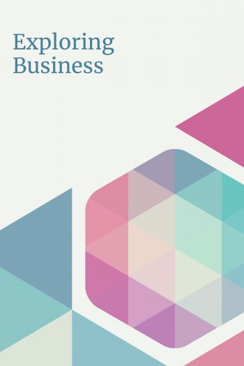 Cover image for Exploring Business