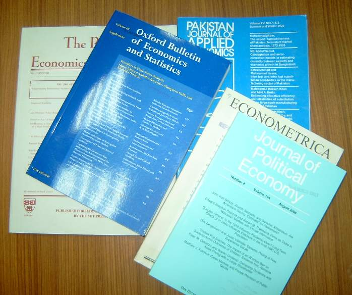 A Small sample of the thousands of professional journals that publish research in psychology and related fields