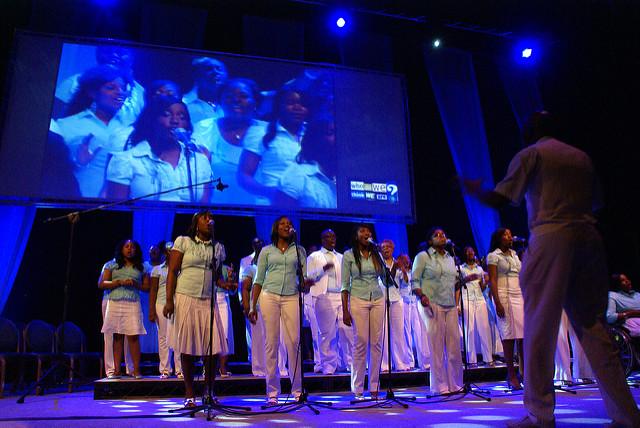 Trinity Choir from Trinity Baptist Church