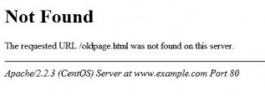 Not Found. The requested URL was not found on this server.