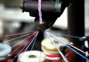 A weaving machine