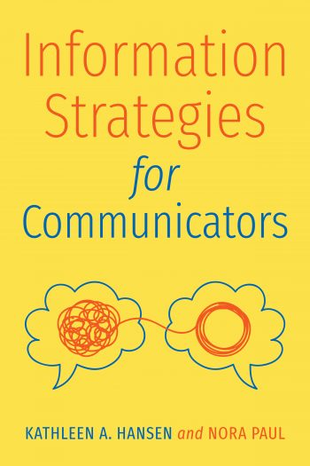Cover image for Information Strategies for Communicators