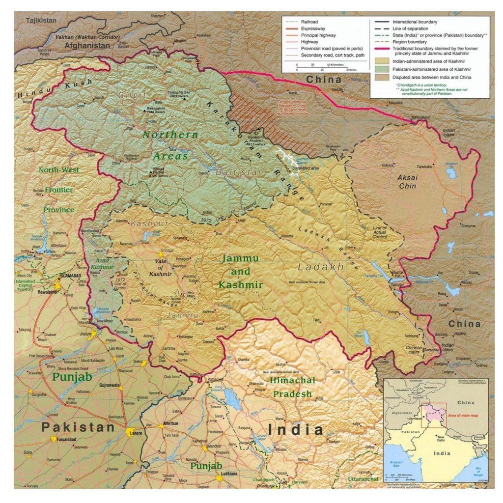 Situating Kashmir