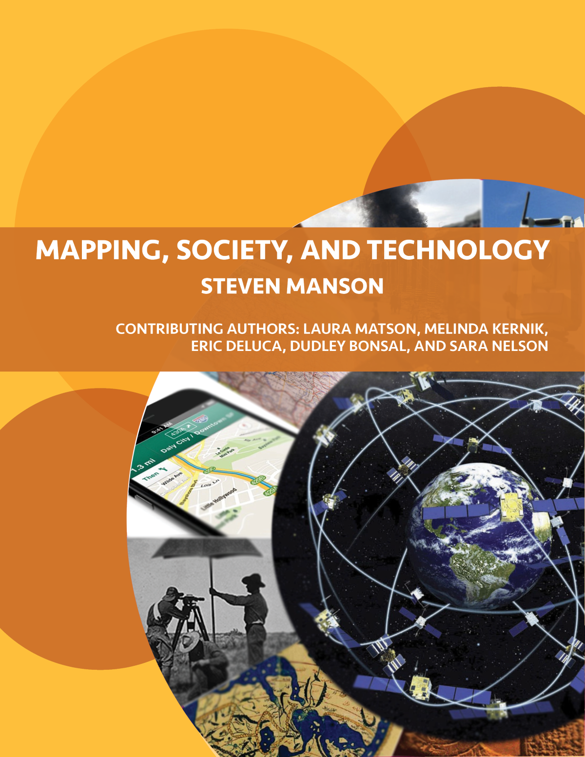 Cover image for Mapping, Society, and Technology