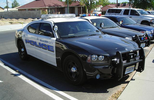 Boulder City Dodge Charger police car