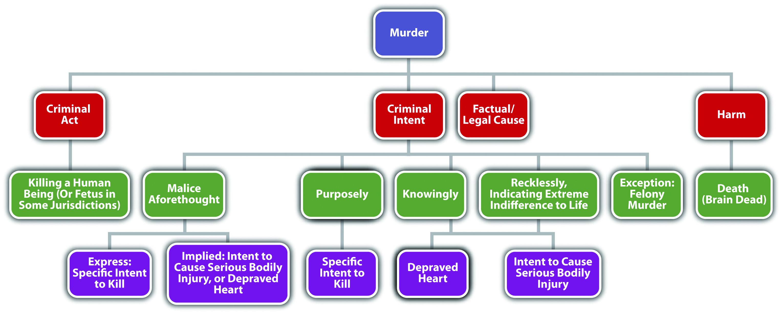 Diagram of Murder