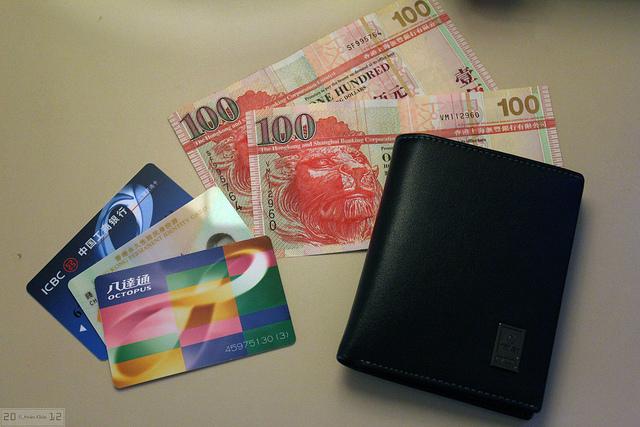 Hong Kong/Travel Wallet