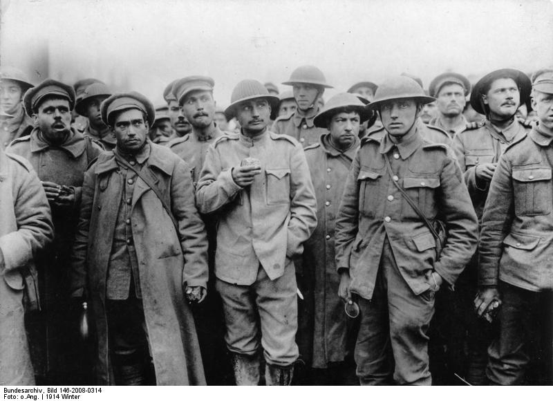 A group of german soldiers