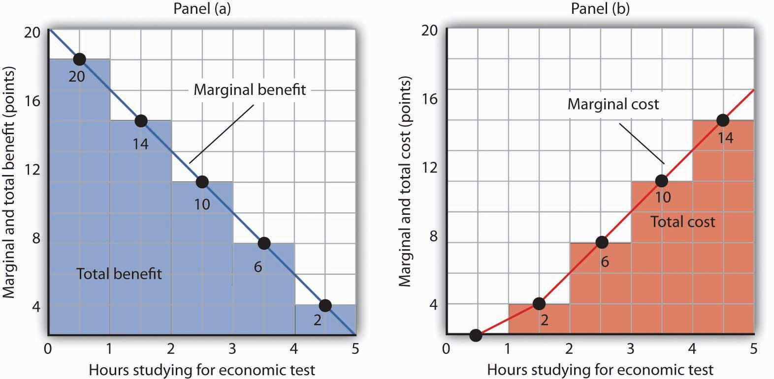 The Benefits and Costs of Studying Economics