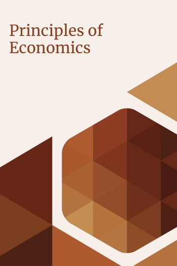 Cover image for Principles of Economics