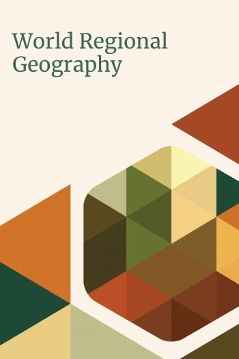 Cover image for World Regional Geography