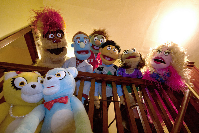 Avenue Q Puppets & Monsters