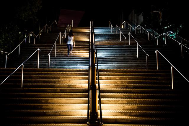 Roma Street Steps