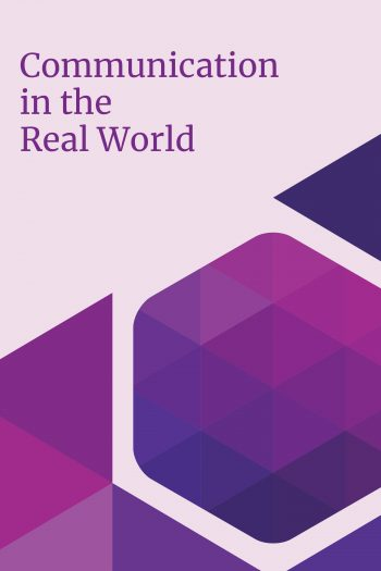 Cover image for Communication in the Real World