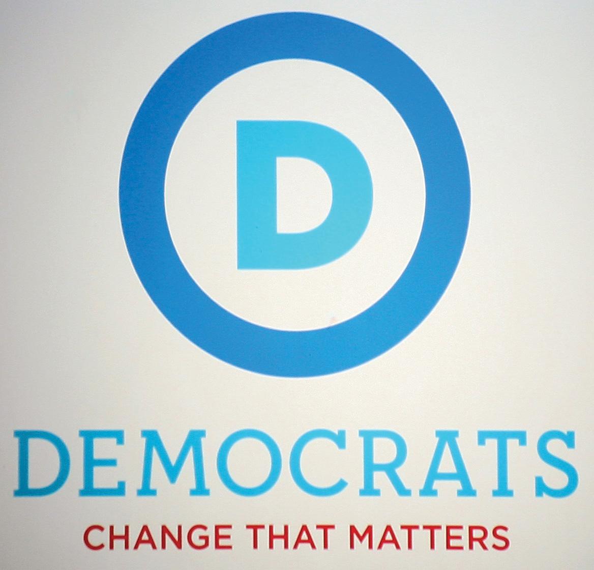 The democrat logo: