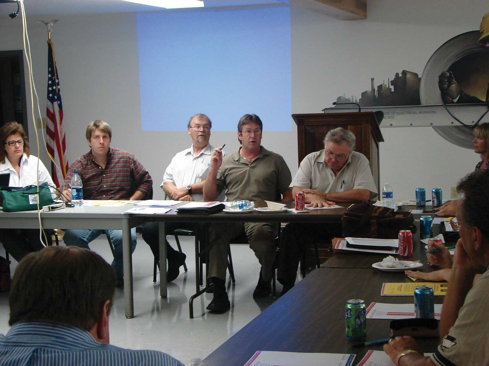 Southeast Ohio Political Strategy Meeting