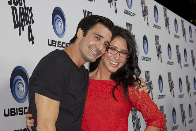 Gilles Marini and Bristol Palin from Dancing With the Stars