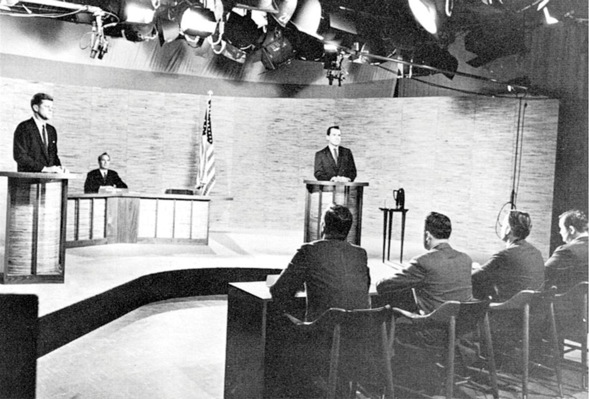 The Televised Kennedy-Nixon Debate