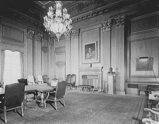 The Conference Room of the Supreme Court