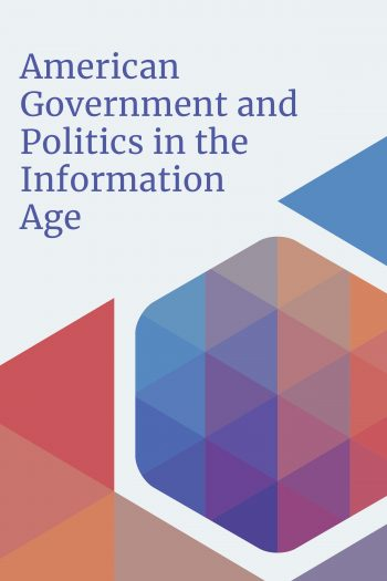 Cover image for American Government and Politics in the Information Age