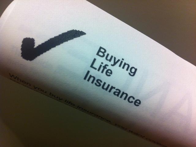 Buying Life Insurance!