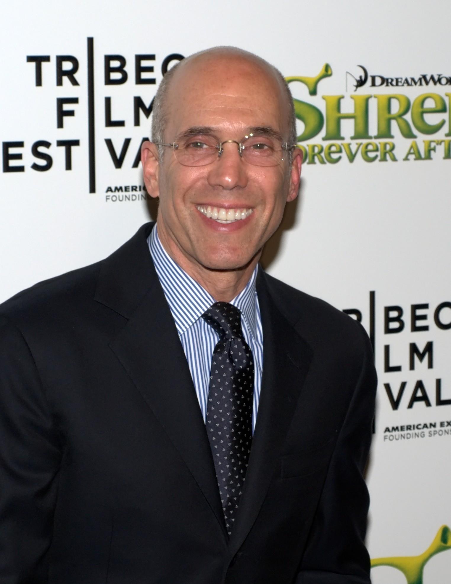 Jeffrey Katzenberg Shankbone