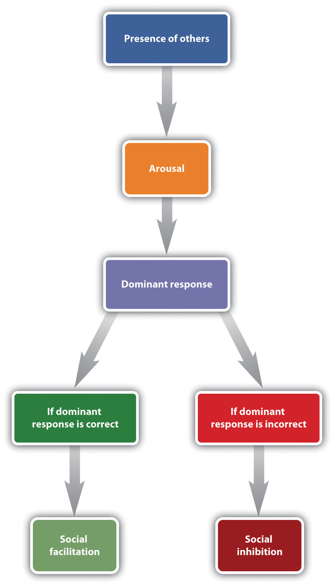 Drive-Arousal Model of Social Facilitation
