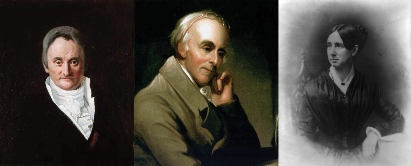 Philippe Pinel, Benjamin Rush, and Dorothea Dix