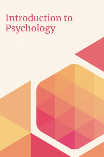 Cover image for Introduction to Psychology