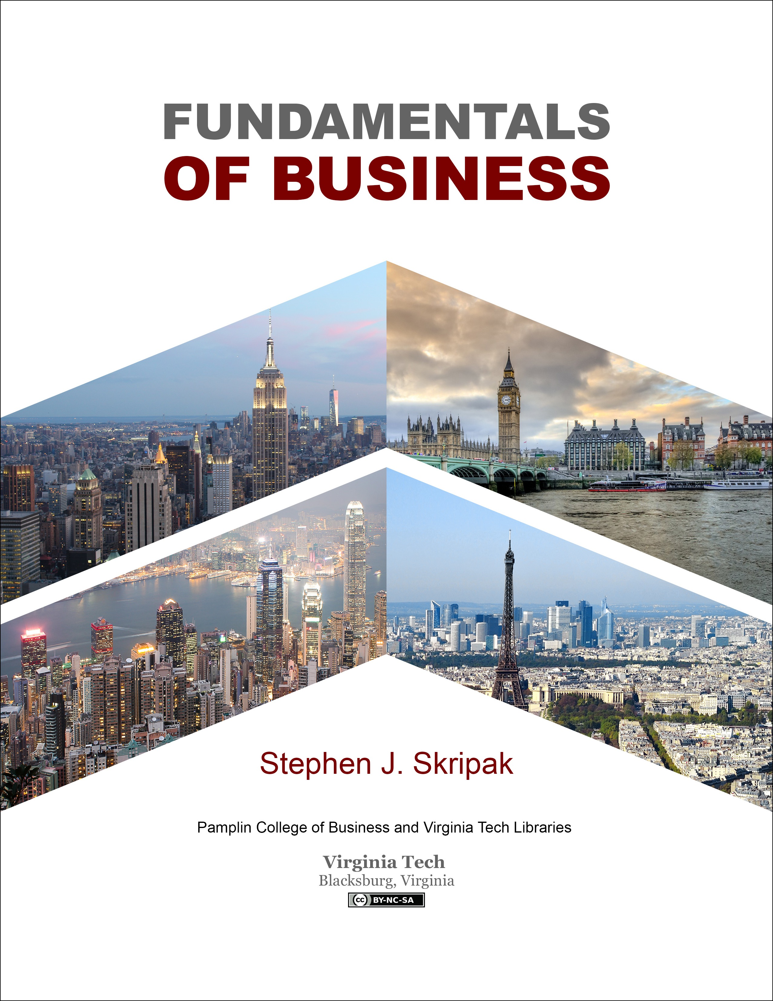 Fundamentals of Business cover