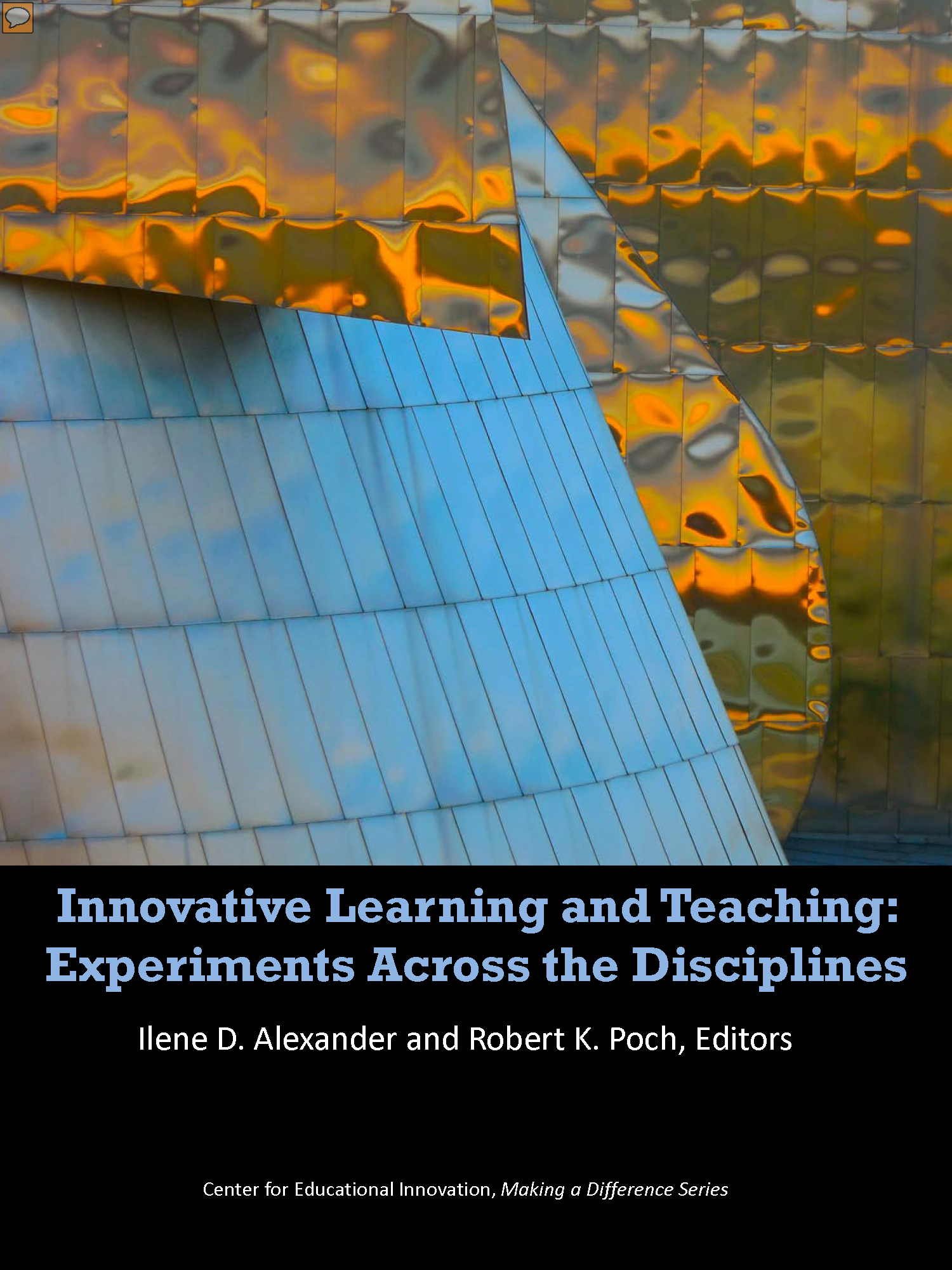 Cover image for Innovative Learning and Teaching: Experiments Across the Disciplines