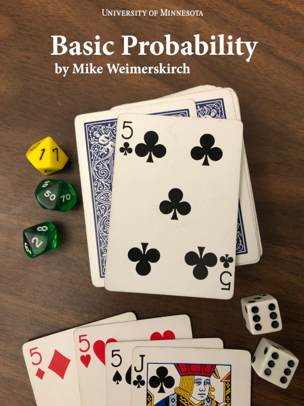 Cover image for Basic Probability
