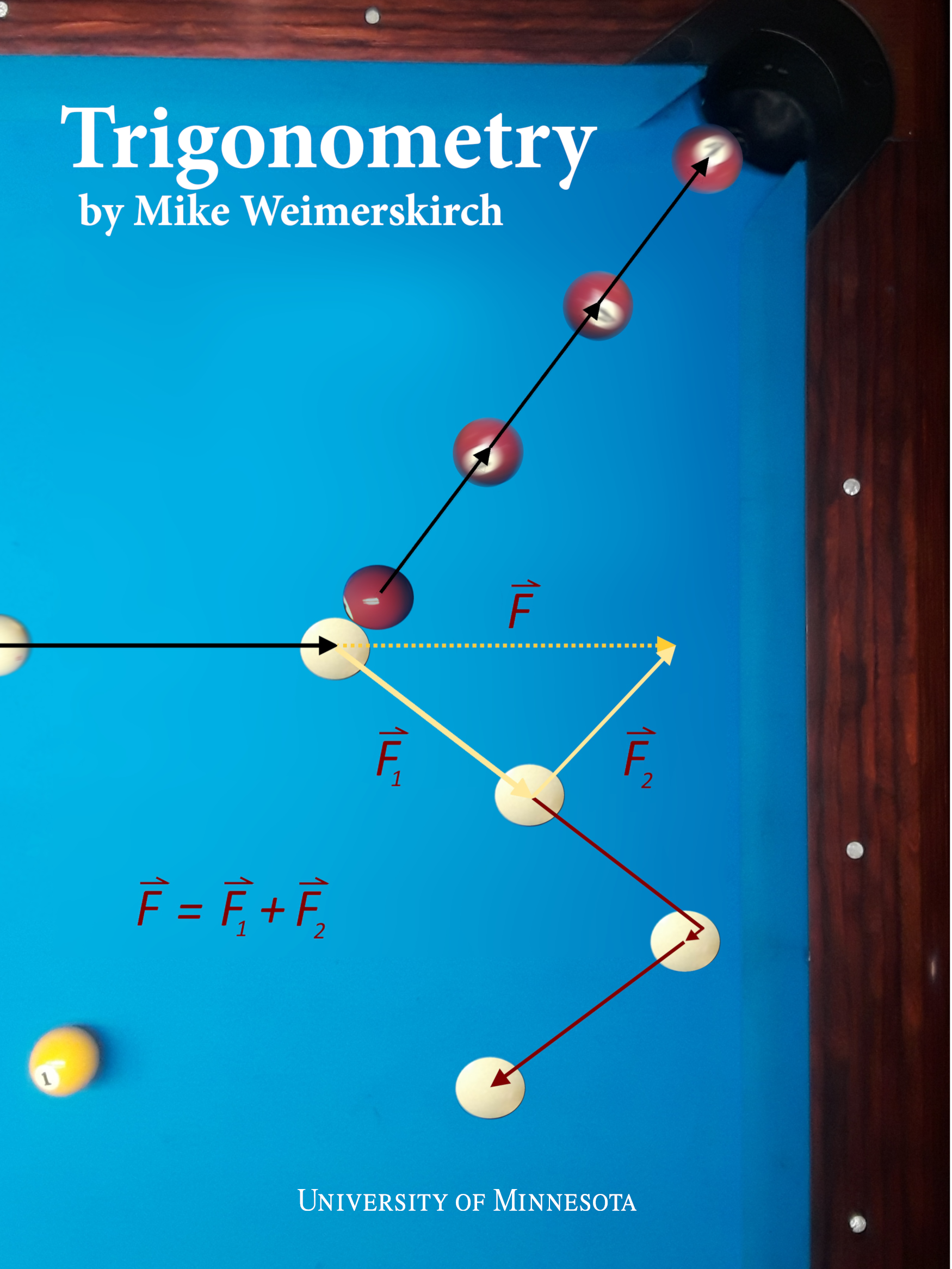 Cover image for Trigonometry