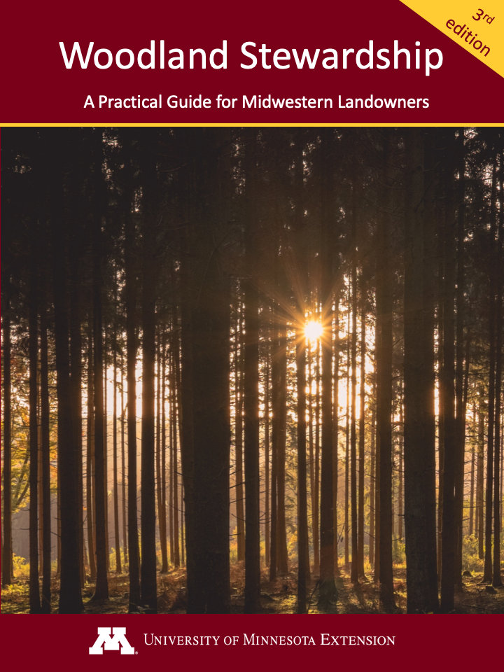 Cover image for Woodland Stewardship: A Practical Guide for Midwestern Landowners, 3rd Edition
