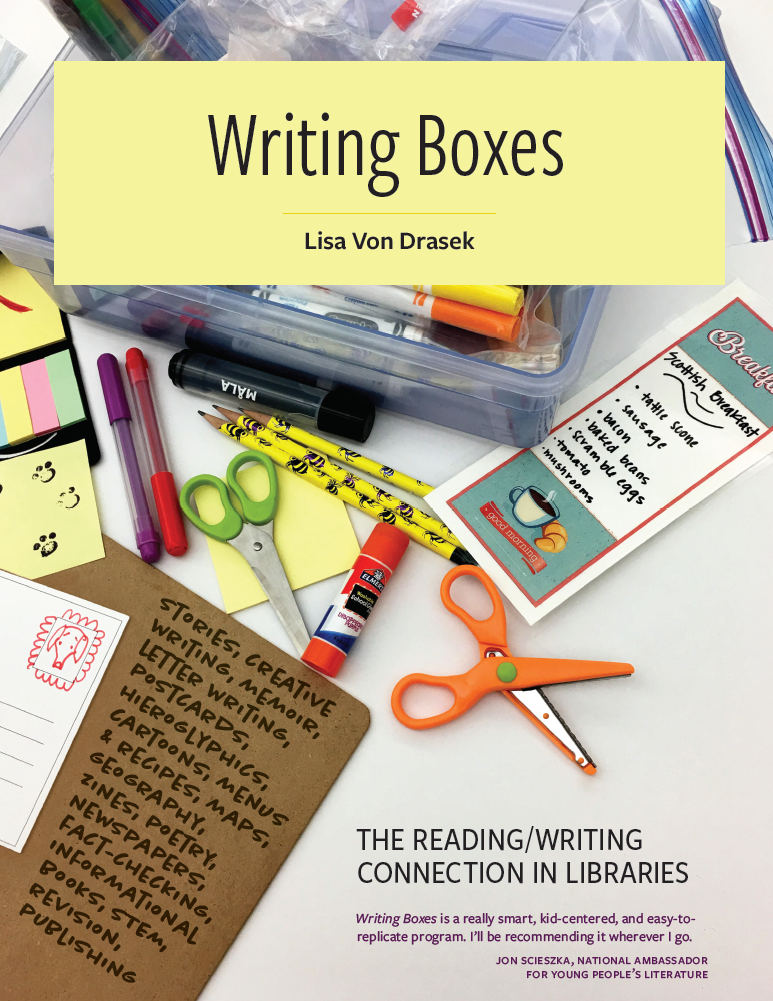 Cover image for Writing Boxes