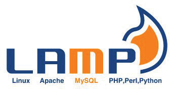 LAMP (Linux, Apache, MySQL, PHP/Perl/Python)