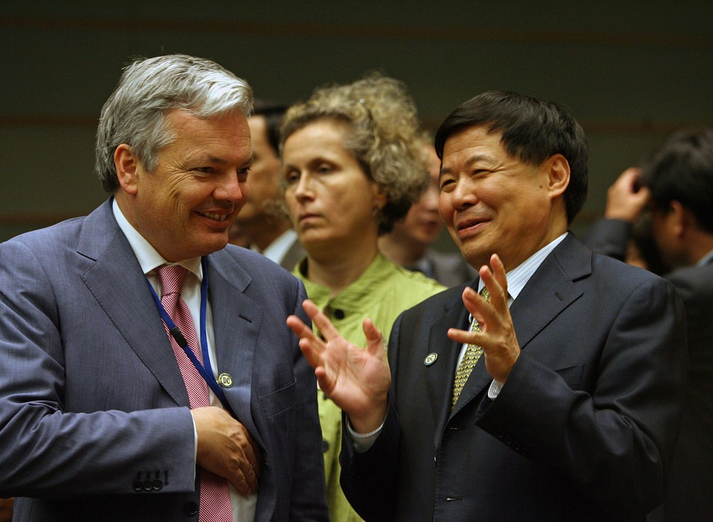 October 09, 2010 - Washington DC., IMF/World Bank 2010 Annual Meetings. Development Committee meeting.