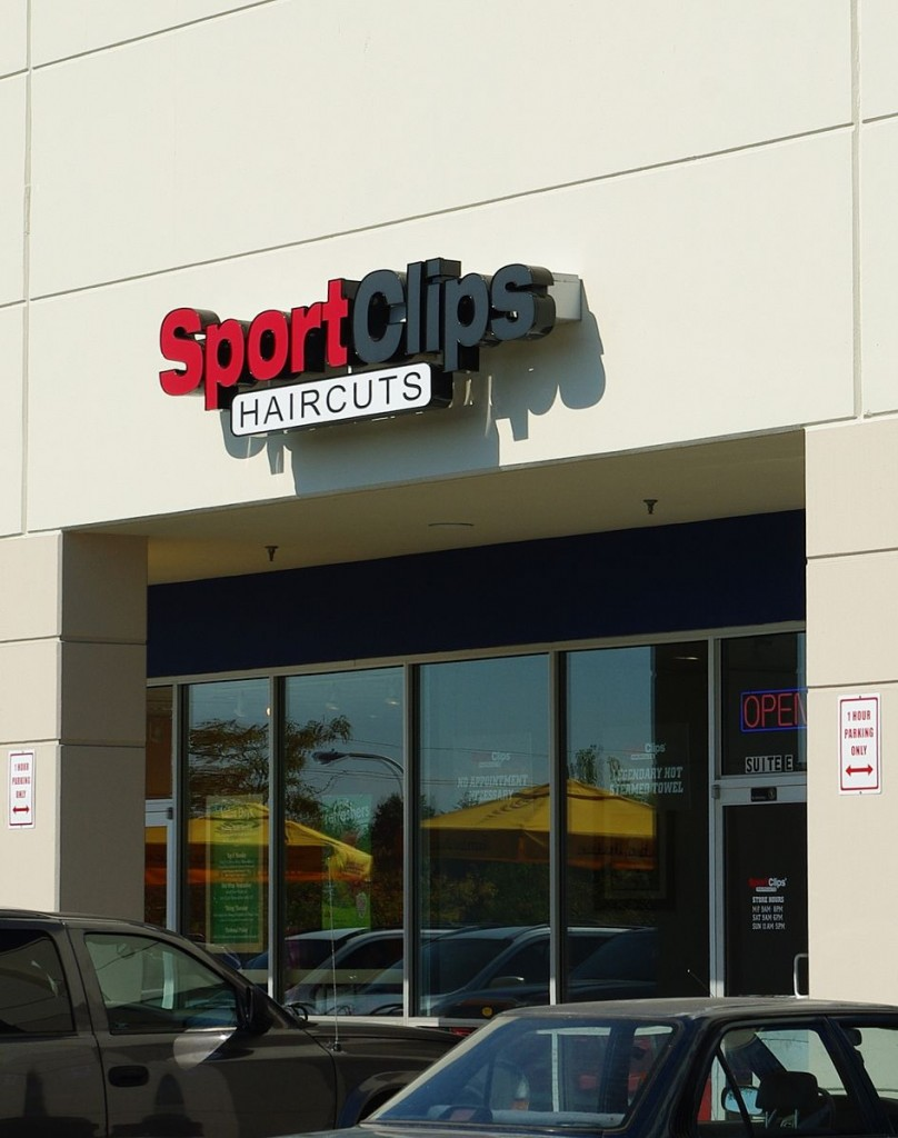 SportClips Hair salon in Hillboro, Oregon