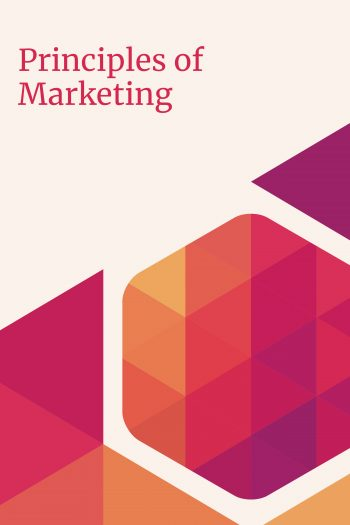 Cover image for Principles of Marketing