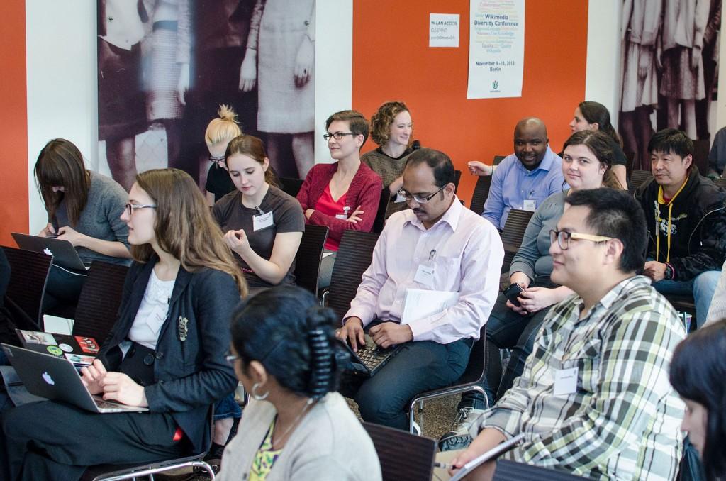 Wikimedia Diversity Conference 2013